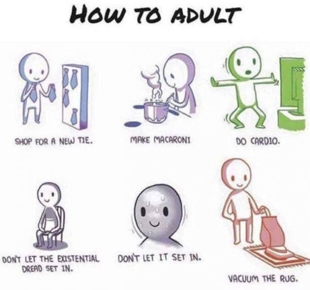 how to be an millennial memes