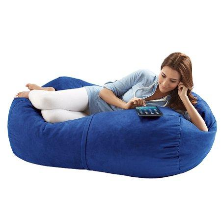 Outstanding 21 Best Bean Bag Chairs At All Price Points Yourtango Machost Co Dining Chair Design Ideas Machostcouk