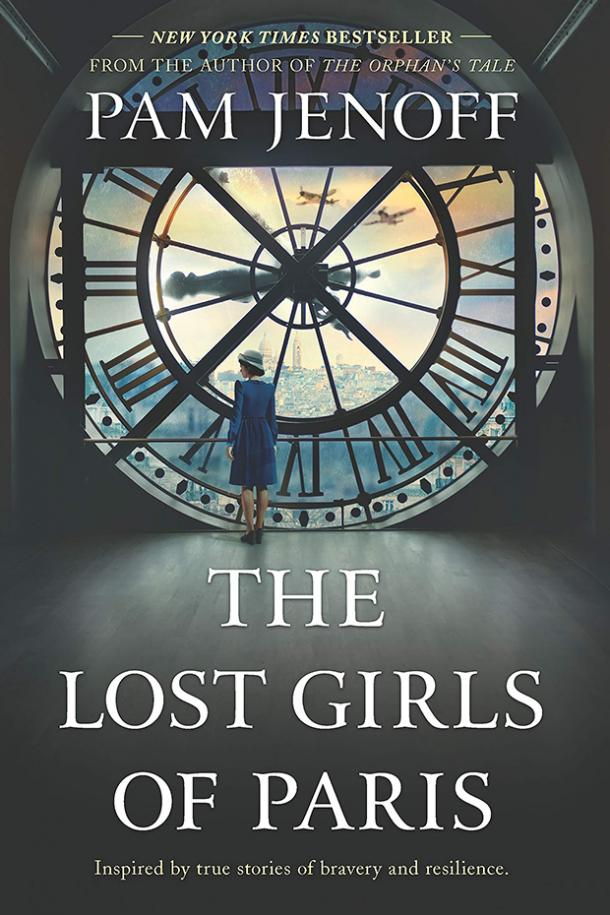 Best books of 2019 to read The Lost Girls of Paris — Pam Jenoff