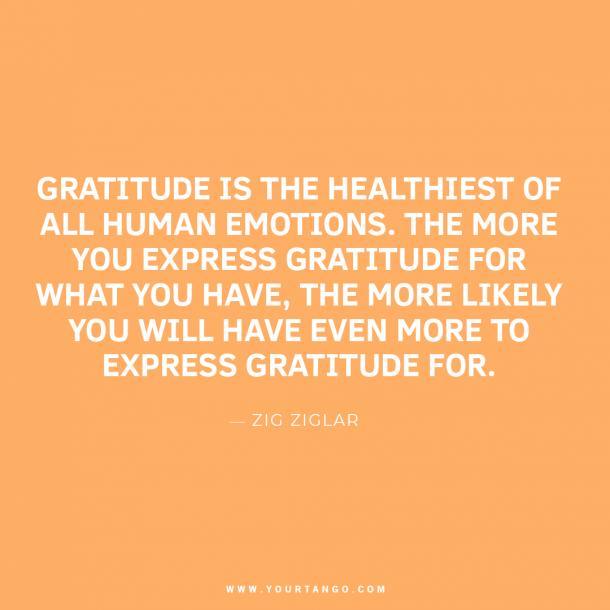 gratitude quotes that will help cheer you up and remind you to
