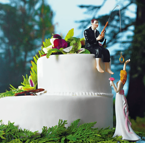 31 Best Wedding Cake Toppers Of All Time Yourtango
