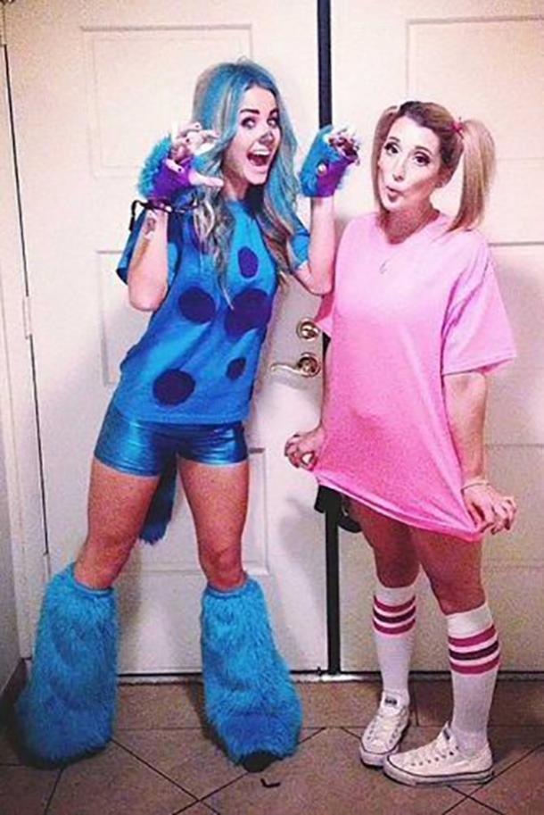 30 matching best friend halloween costume ideas to wear to your next halloween party yourtango