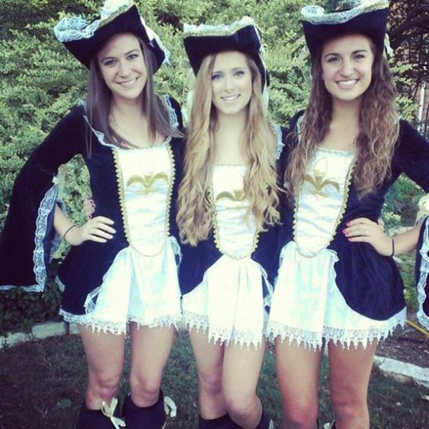 Halloween Costume Ideas For 3 Women.30 Matching Best Friend Halloween Costume Ideas To Wear To