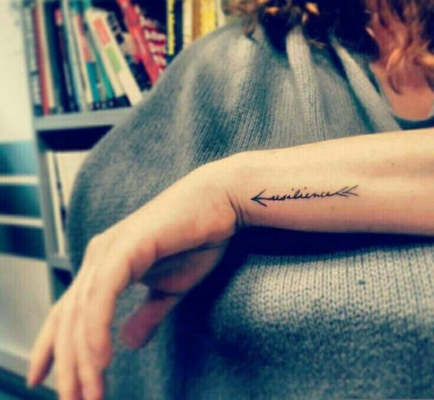 What S The Arrow Tattoo Meaning Plus 47 Cool Arrow Tattoo Ideas