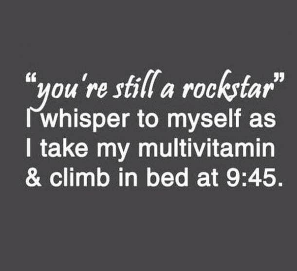 still a rockstar 30th birthday meme