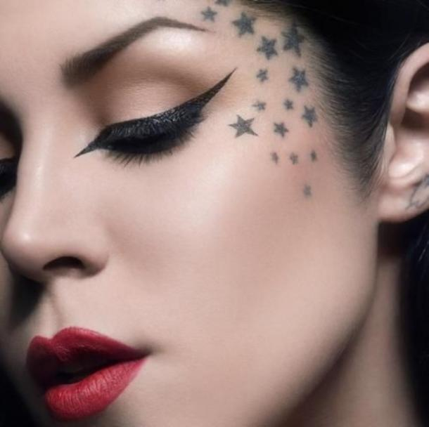 10 Pretty Face Tattoos For Women And Why This Tattoo Trend Has Been Stigmatized For All The Wrong Reasons Yourtango