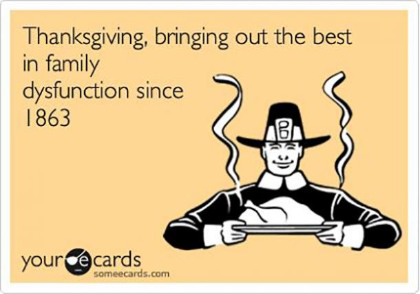 Funny Thanksgiving Memes