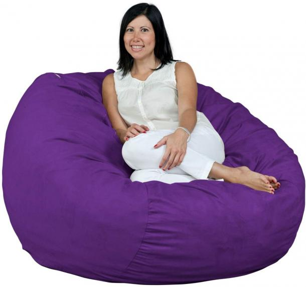 Fabulous 21 Best Bean Bag Chairs At All Price Points Yourtango Gmtry Best Dining Table And Chair Ideas Images Gmtryco