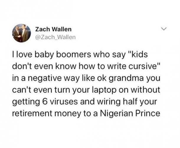 millennial memes