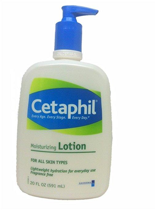 lotion for tattoos Cetaphil Fragrance Free Moisturizing Lotion