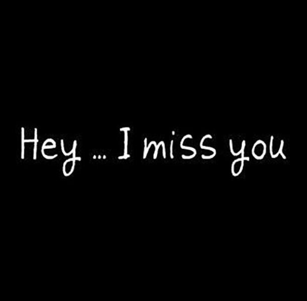 Why am i missing you quotes