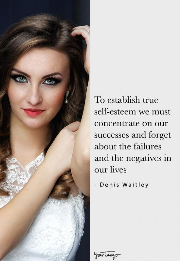 denis waitley compliment quote