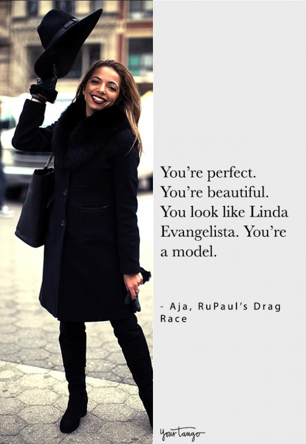 aja compliment quote