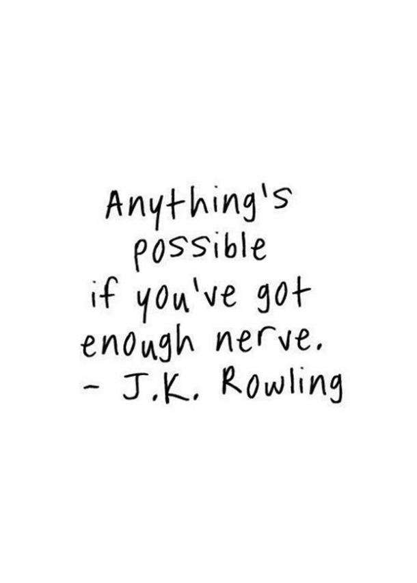 J.K. Rowling Girl Boss Quotes