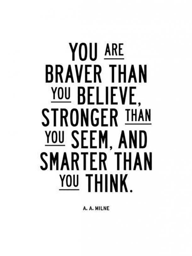 A.A. Milne Girl Boss Quotes