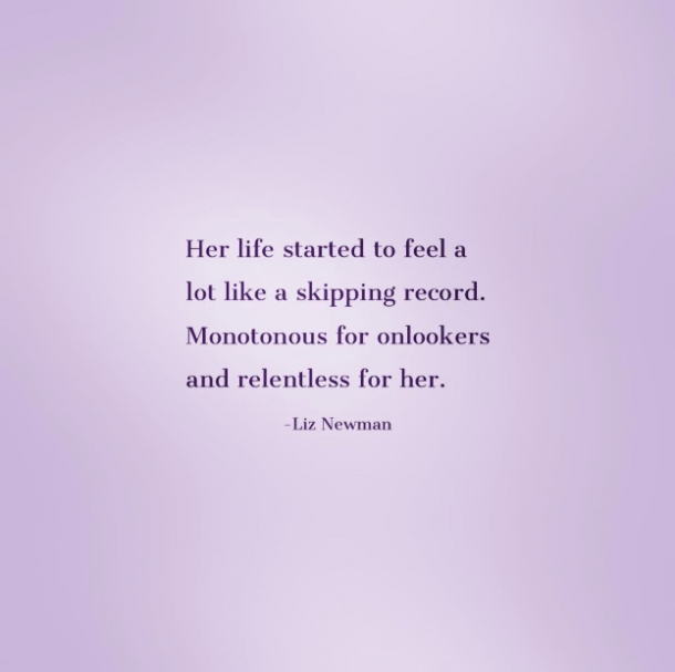 Best Instagram Poems By Liz Newman About Life Changes, Growth And Metamorphosis