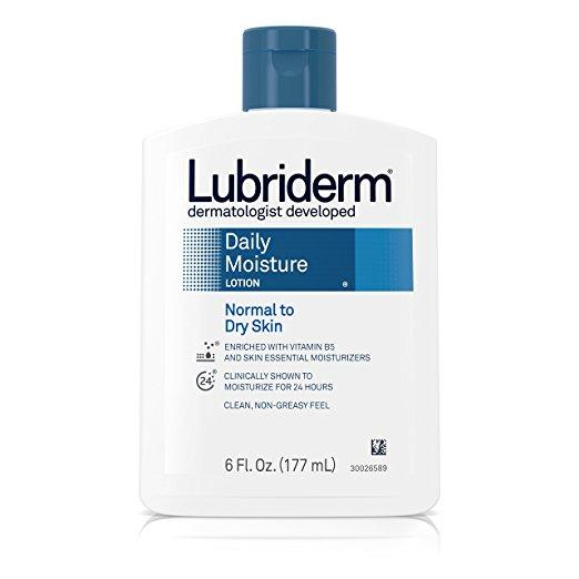 Lubiderm Daily Moisture Fragrance Free Lotion