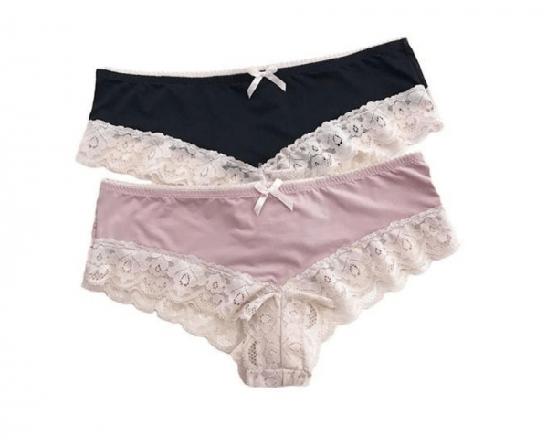 9b32b6af02c Not only are these cheeky bottoms cute with its lace detailing