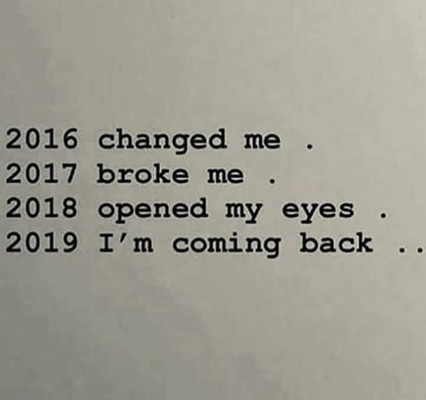 35 Best Inspirational Quotes About The New Year That Prove 2019 Is