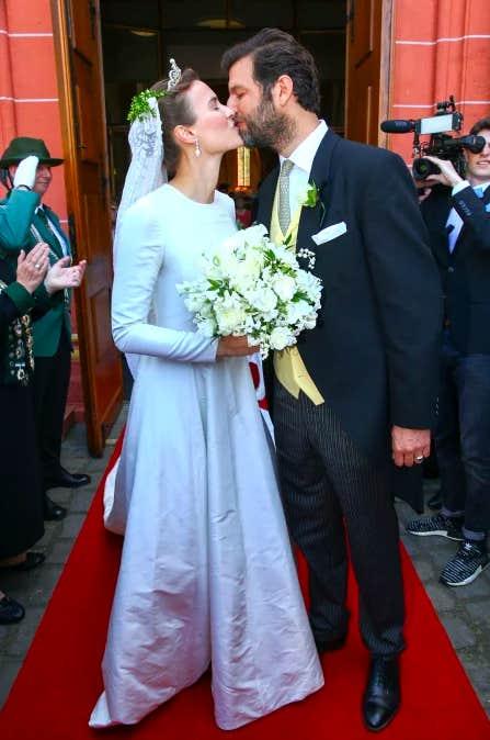 Alana Camille Bunte and Prince Casimir