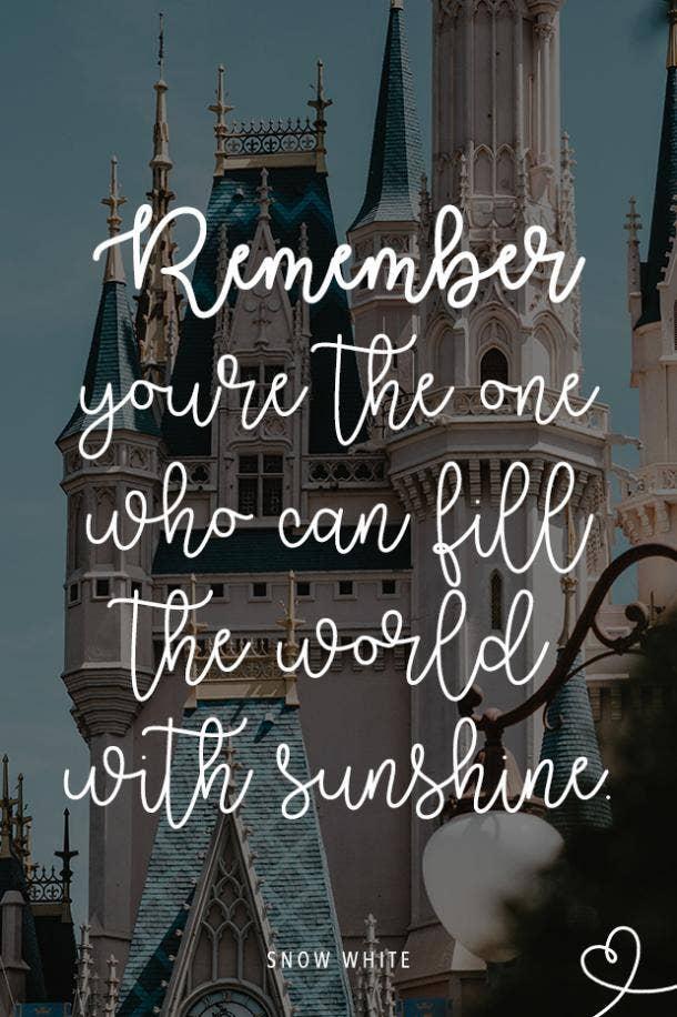 Animated Disney Movie Quotes