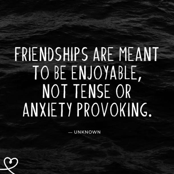 bad friends quotes