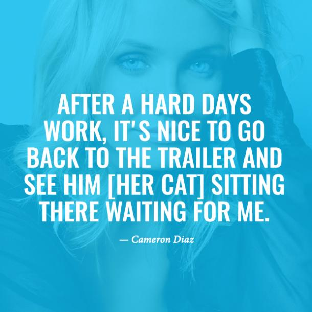Cameron Diaz Quotes