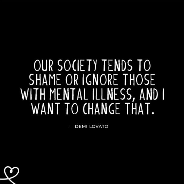 celebrity quotes about anxiety and depression
