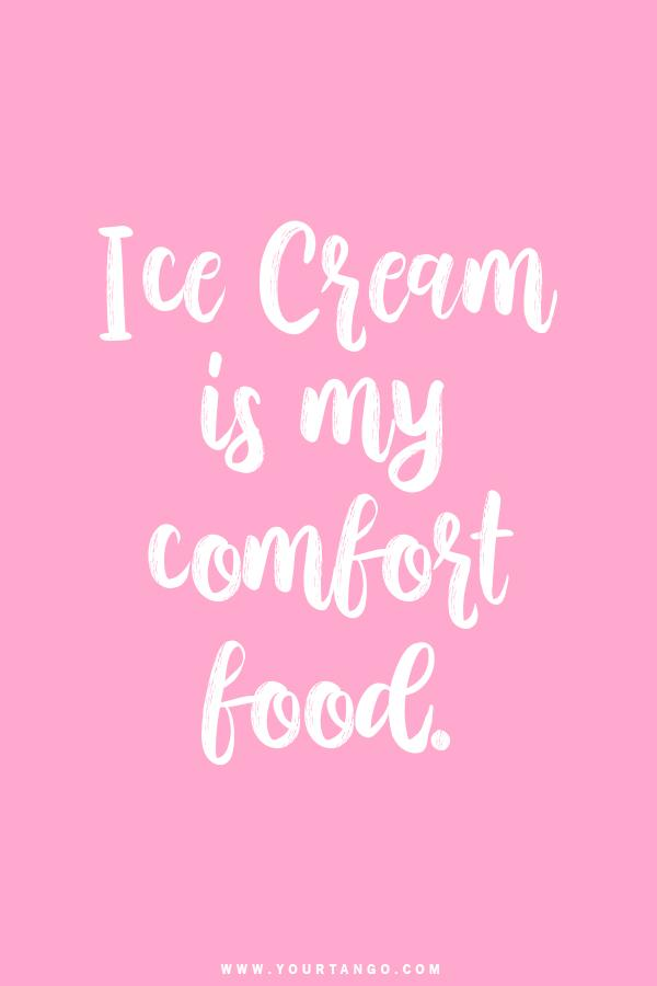 What Is The Best Comfort Food? 15 Comfort Food Quotes To ...
