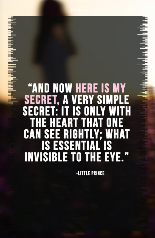 Antoine de Saint-Exupéry little prince quotes
