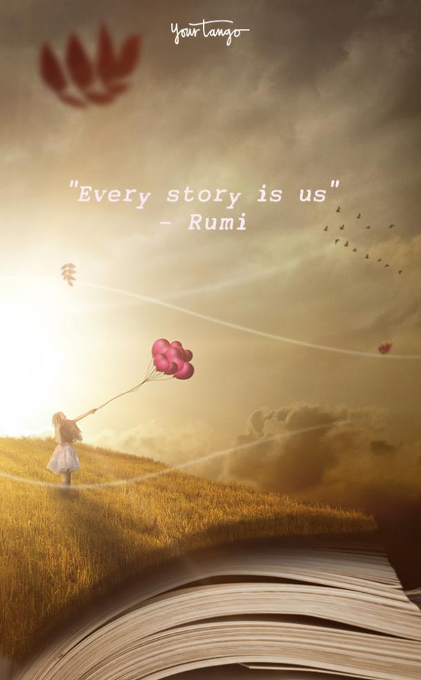 25 Best Rumi Quotes About Love Life And Finding Happiness Yourtango