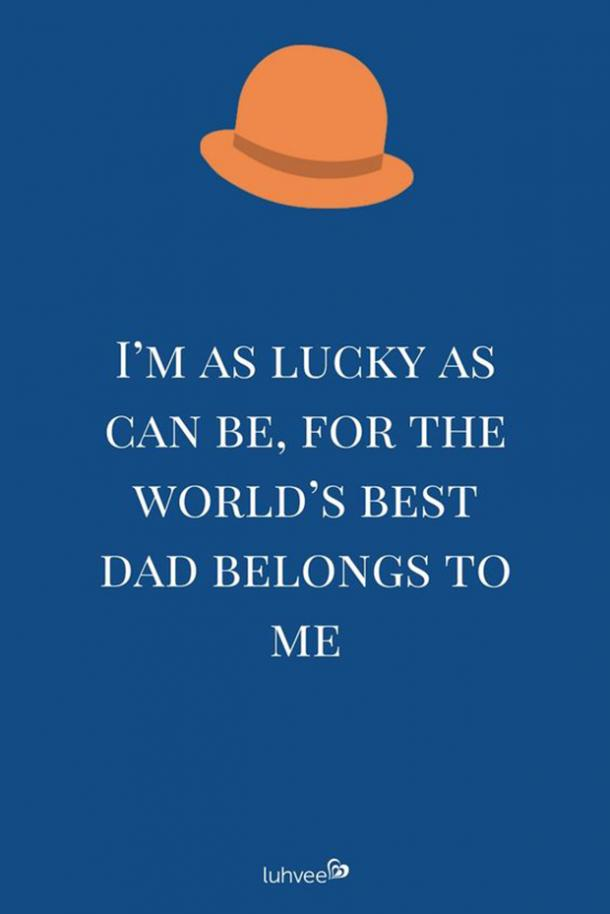 50 Best Father S Day Quotes To Share With Dad On June 16 Yourtango