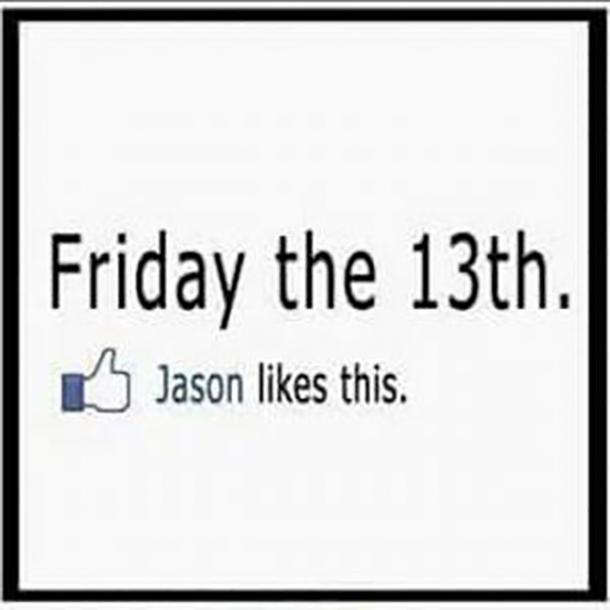 Friday the 13th memes