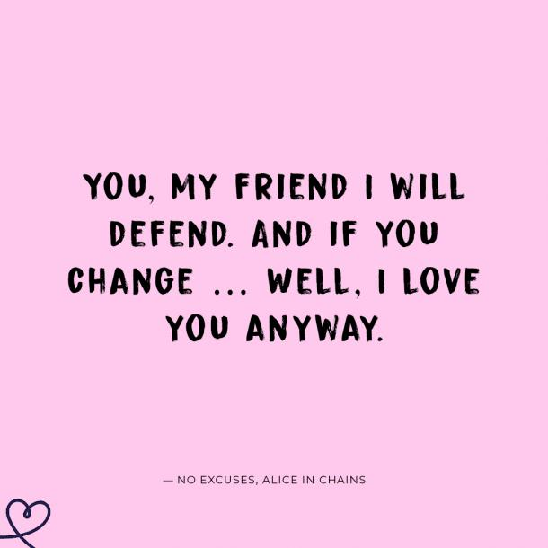 i love you quotes for friends quotes