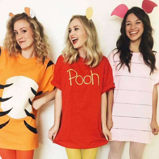 0d33f8e663d9 50 Best Matching Group Halloween Costume Ideas