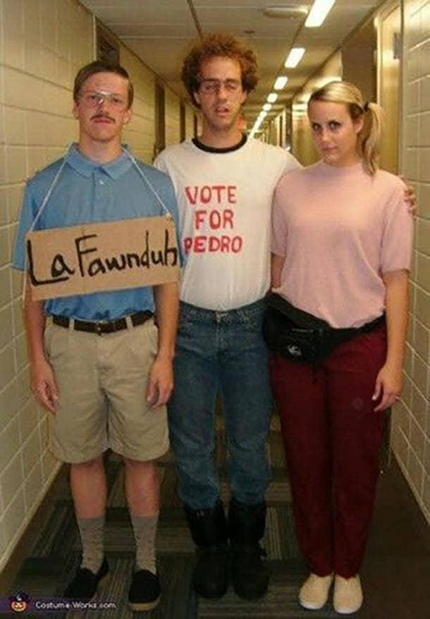 napoleon dynamite group halloween costume