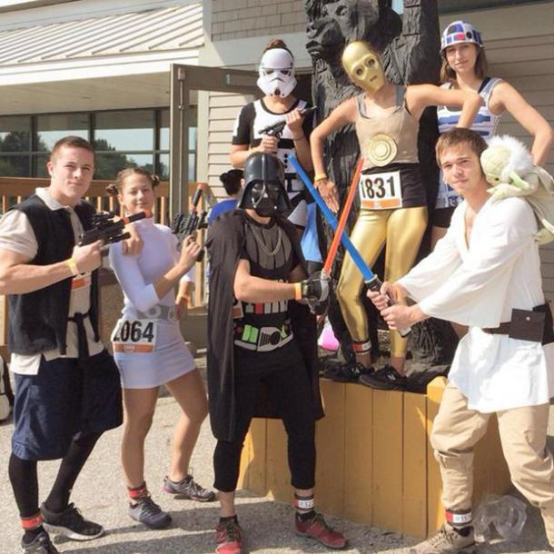 star wars group halloween costume