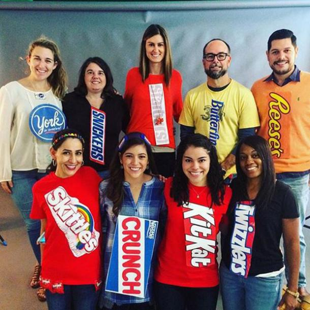 candy group halloween costume