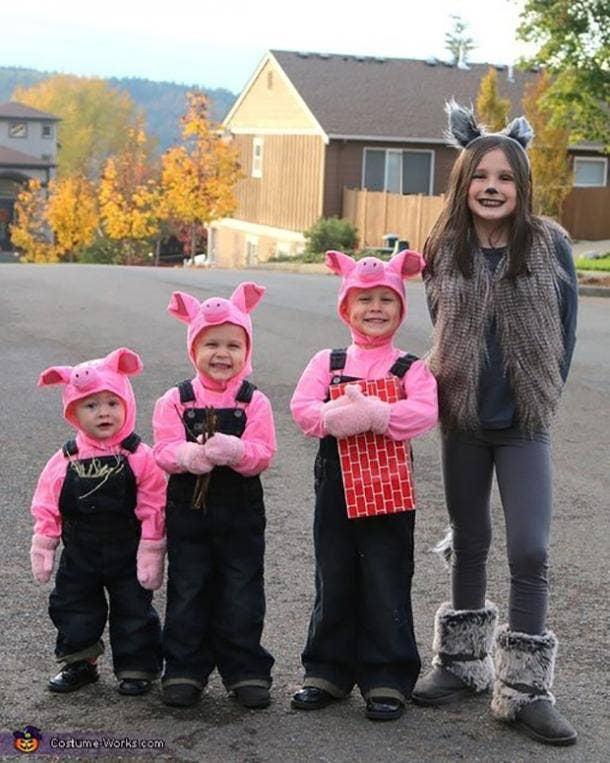 50 Best Matching Group Halloween Costume Ideas Yourtango