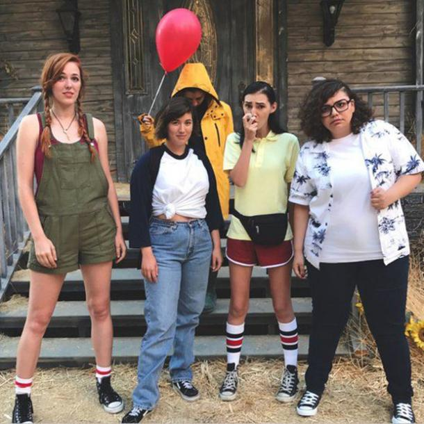 IT group halloween costume