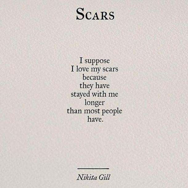Nikita Gill quote