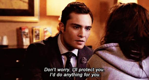 Gossip Girl Memes About College Life