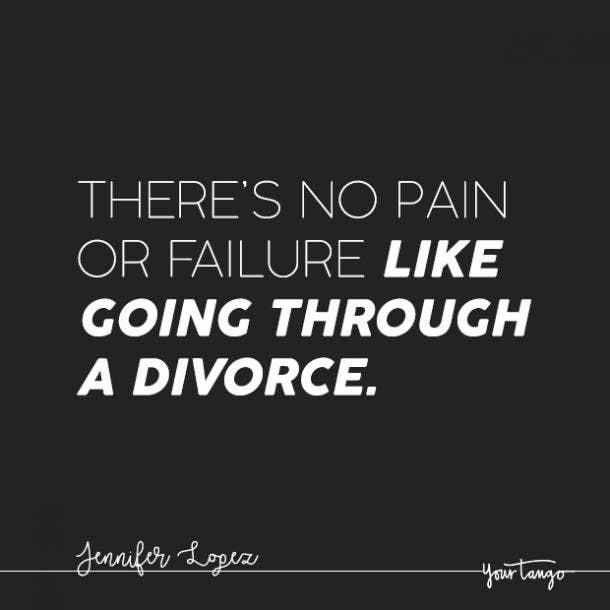honest quotes about divorce quotes