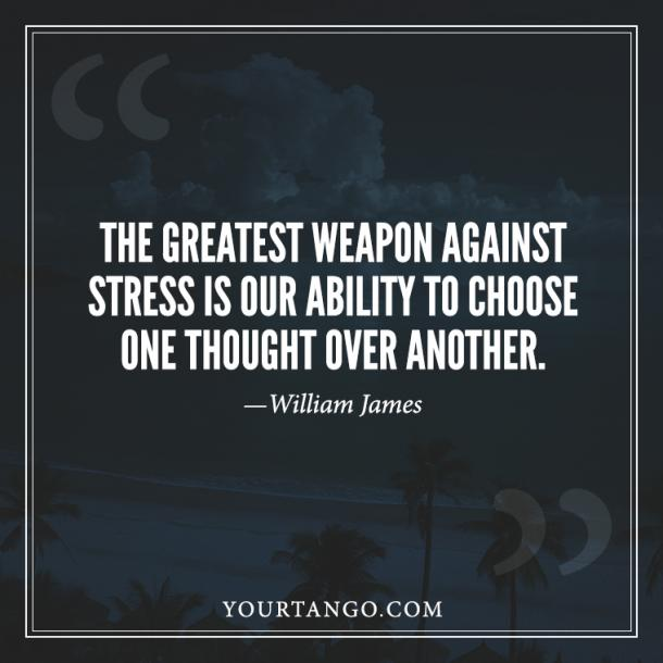 William James Anxiety Quotes