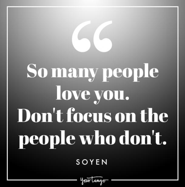 soyen quote about strength