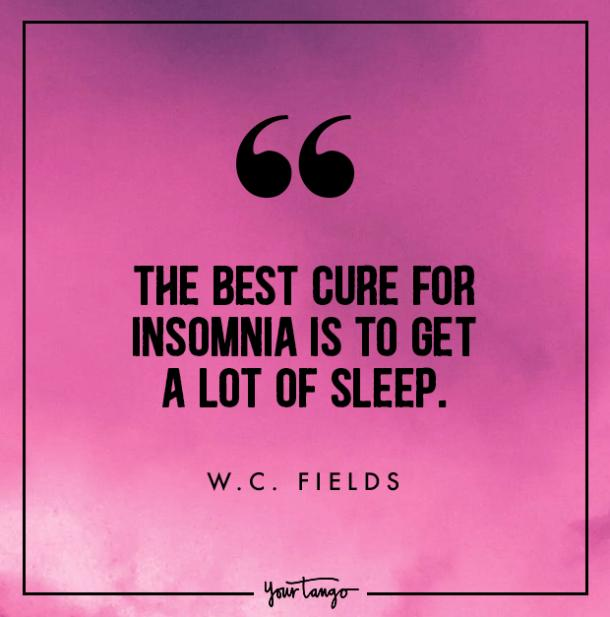 Insomnia Quotes Can't Sleep At Night