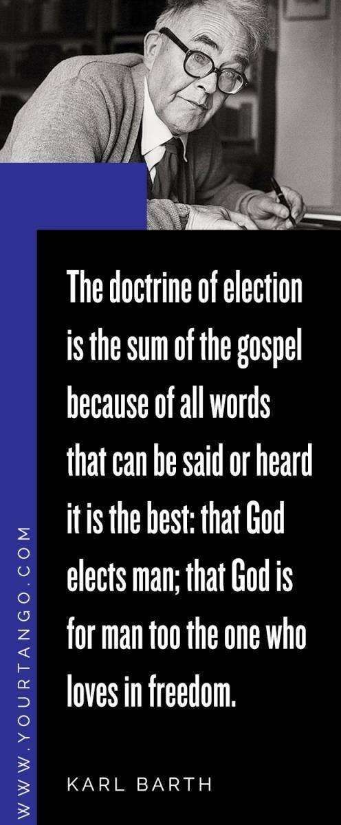 Karl Barth Quotes