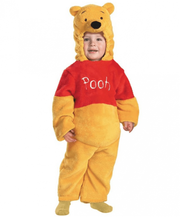 Disney Winnie the Pooh Halloween Costume