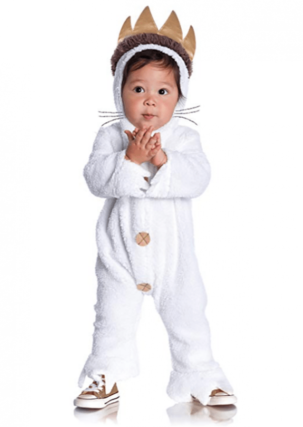 'Where The Wild Things Are' Costume