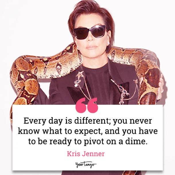 Kris Jenner Quotes Kardashian Memes